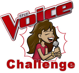 The Voice Team Building Activity