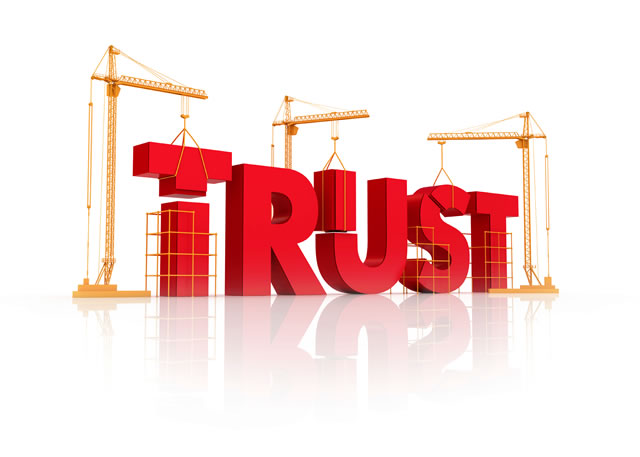 Trust Outcome Based Team Building