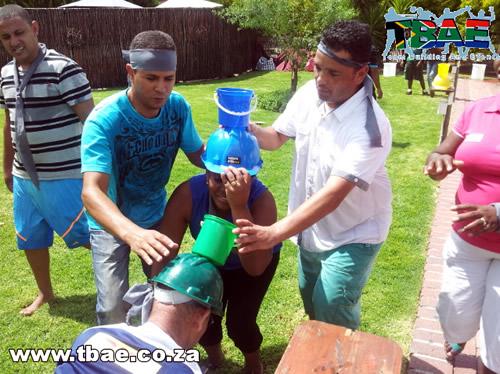 Wacky Wet Weird Wonderful Team Building Activity Teambuilding