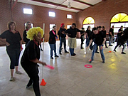 Combo Indoor Team Building Johannesburg