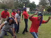 Tribal Survivor Team Building Johannesburg