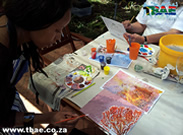 Art Workshop Team Building Cape Town