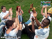 CTI Tribal Survivor Team Building Bloemfontein