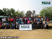 Setshaba Research Centre Team Building Event