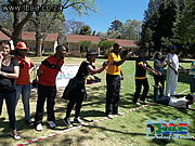 North West Province Team Building