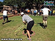 Team Building Event at Zebra Country Lodge