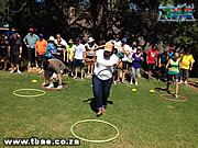 Teambuilding in Pretoria