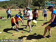 Teambuilding Events at Zebra Country Lodge