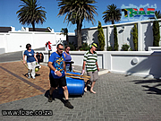 Teambuilding in Cape Town