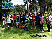 MMI Group Amazing Race Team Building Event in Cape Town