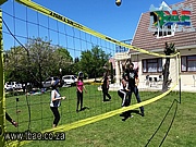 Volleyball Team Building Exercise