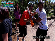 Nasatech Amazing Race Team Building Event in Cape Town