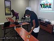 Team Building Event at Ruslamere in Cape Town