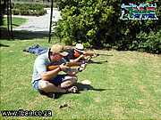 BB Gun Team Building Exercise