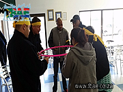 Hula Hoop Down Team Building Exercise