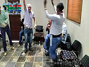 Duferco Steel Processing Minute To Win It Team Building Event in Cape Town