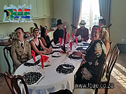 Lion Roars Murder Mystery Team Building Event in Cape Town