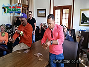 New Media Publishing Minute To Win It Team Building Event in Cape Town