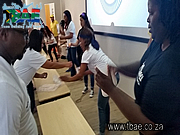 SAMWUMED Minute To Win It Team Building Event in Cape Town