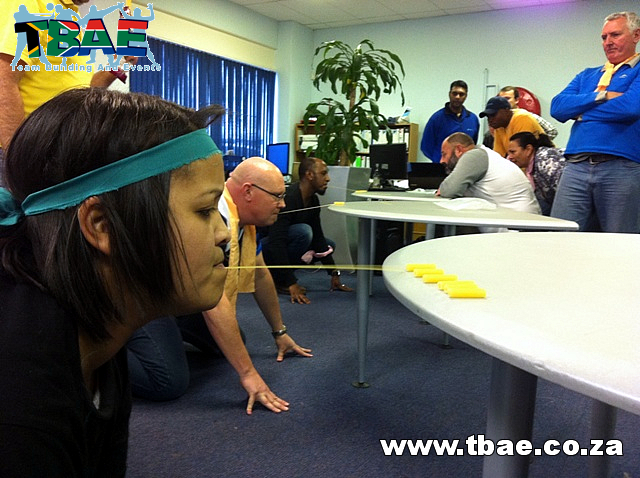 Daikin Airconditioning Minute To Win It Team Building Cape