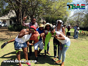 Merieux NutriSciences Corporate Fun Day Team Building Sandton