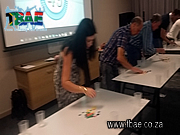 Parmalat Minute To Win It Team Building Event in Cape Town