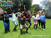Mercantile Bank Hitting The Target Team Building Johannesburg