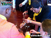 Creative Construction Team Building in Pretoria