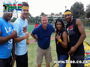Sa Mini Olympics Team Building in Pretoria