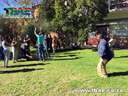 United Herzlia School Hitting The Target Team Building Event in Cape Town