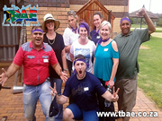 Team Building at Rivonia Recreation Club