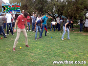 Outdoor Team Building at Rivonia Recreation Club