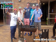 Potjiekos Cooking Team Building at Rivonia Recreation Club