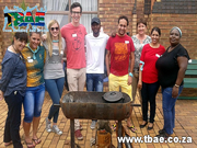 Cooking Team Building at Rivonia Recreation Club