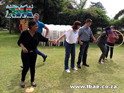 African Bank Communication Outcome Based Team Building Johannesburg