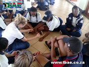 Cornwall Hill College Team Building Pretoria
