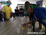 Kuehne and Nagel  Minute To Win It Team Building Cape Town