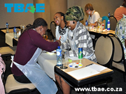 BankservAfrica Art Workshop Teamj Building