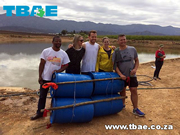 Raft Building Team Building Cape Town