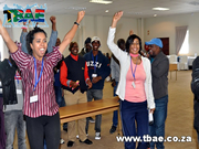 Combo Indoor Activities Team Building in Pretoria