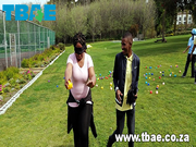 Team Building Blindfold Collection Activity