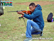 Air Rifle Shooting Team Building