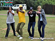 JSE Hitting The Target Team Building Johannesburg