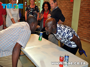 Minute To Win It Team Building