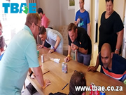 ANB Treasury Minute To Win It Team Building Cape Town
