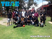 Romor Electrical Team Building Alberton