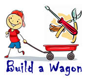 Build a Wagon Charity Team Building Activity