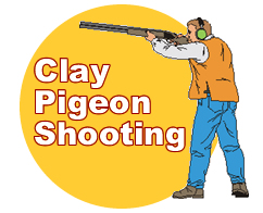 clay pigeon shooting team building