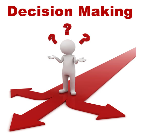 Decision Making Outcome Based Team Building