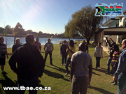 FNB Team Building Event